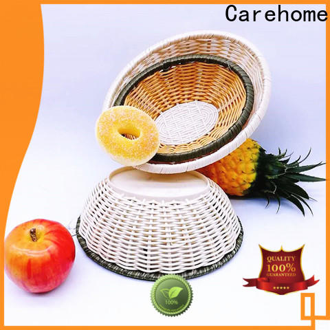 Carehome multifunctional woven bamboo basket for family