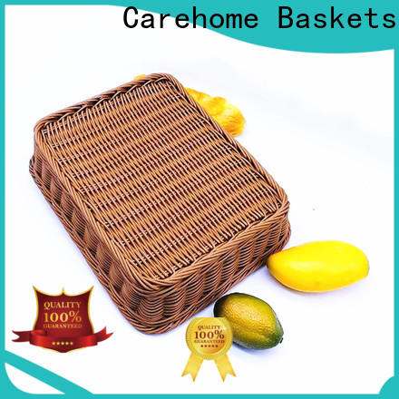 Carehome woven fruit basket with high quality for sale