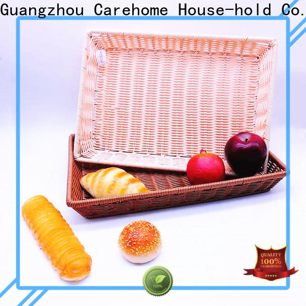 Carehome microwave safety bread basket wholesale for family