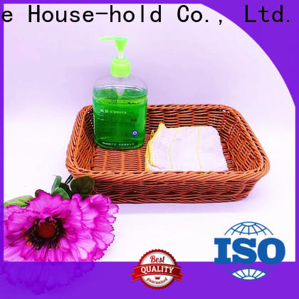 Carehome durable towel basket with high quality for supermarket