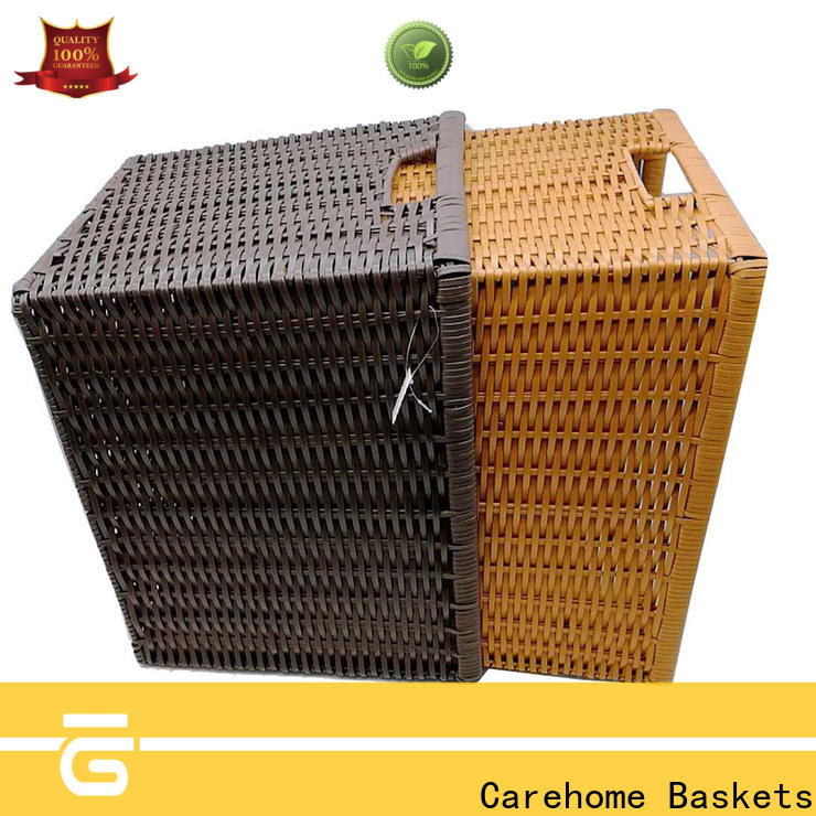 mothproof hotel basket flat with high quality for supermarket
