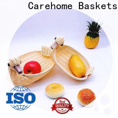 durable craft gift basket natural supplier for supermarket