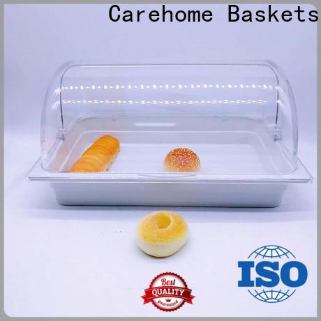 Carehome handicraft bakery basket manufacturer for shop