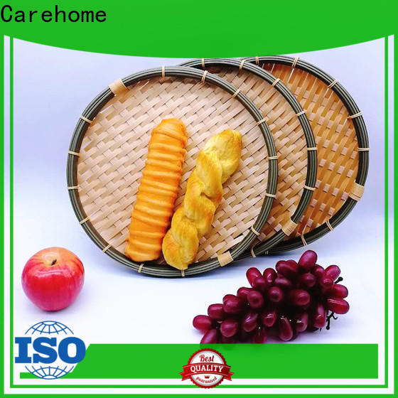 Carehome or chinese bamboo basket for market