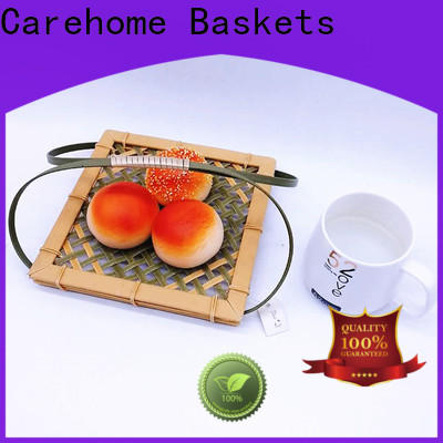 round woven polypropylene baskets daily ecofriendly for sale