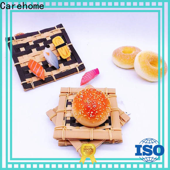 Carehome round chinese bamboo basket for family