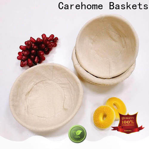 foldable wooden bread basket tot1021 supplier for market
