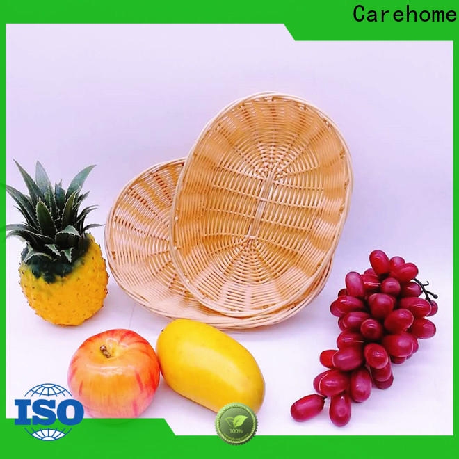 Carehome woven restaurant basket with high quality for market