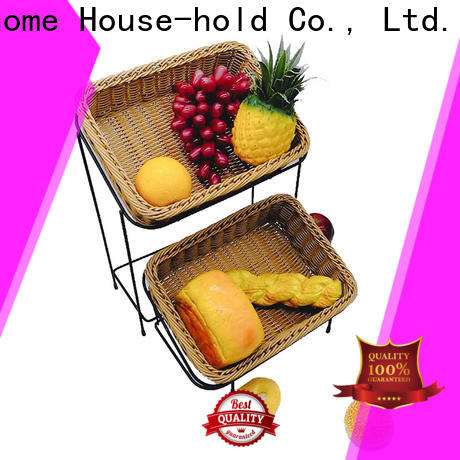foldable bamboo bread basket dough manufacturer for sale