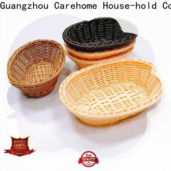 wooden bread basket weave supplier for family