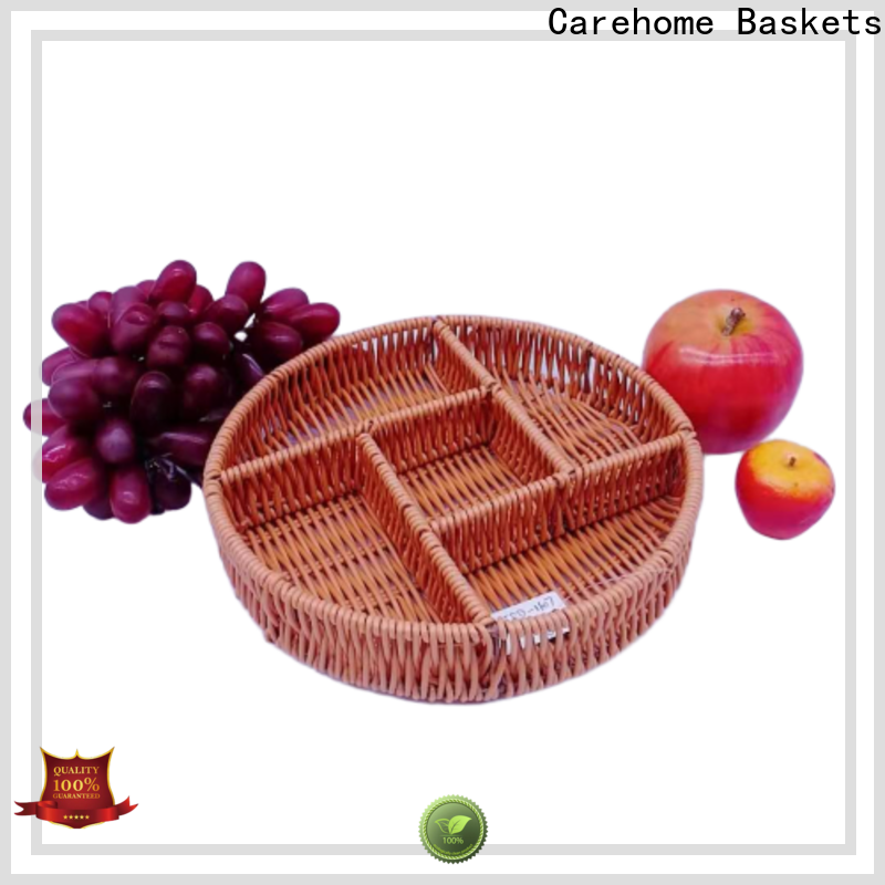 high quality craft gift basket pp with high quality for shop