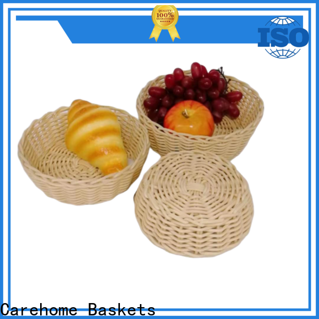 Carehome stand wooden bread basket supplier for sale