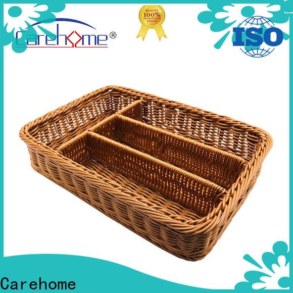 bamboo restaurant basket fork manufacturer for family