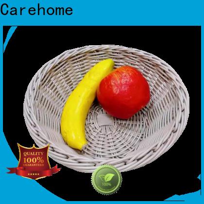 Carehome lovely wicker storage baskets for shelves supplier for market