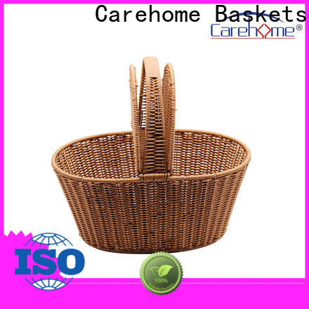 customized hotel basket bb0312 with high quality for family
