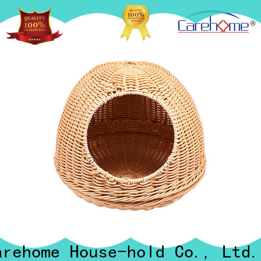 Carehome mothproof pet basket with high quality for supermarket