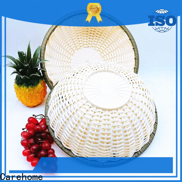 non-toxic wicker baskets kitchen poly supplier for sale