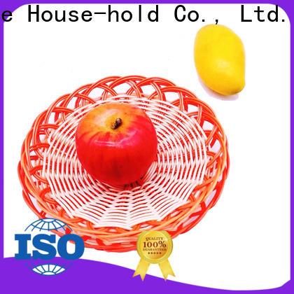 Carehome or wicker bread basket manufacturer for supermarket