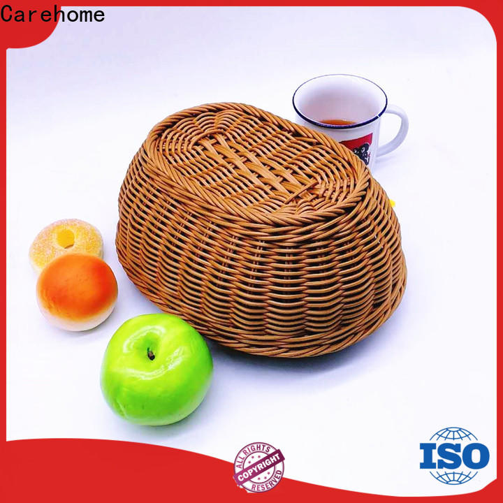 Carehome knife wicker baskets kitchen wholesale for shop