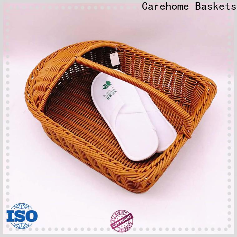 Carehome bread bathroom basket manufacturer for family