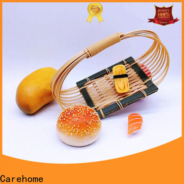 Carehome washable bamboo basket weaving with high quality for shop