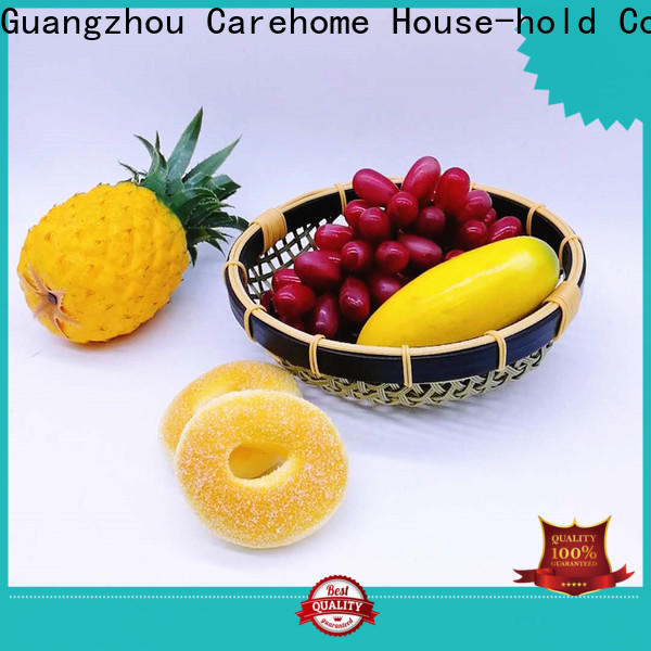 Carehome products bamboo basket wholesale on sale for family