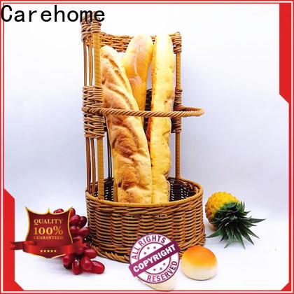 Carehome rattan rattan bread basket wholesale for market
