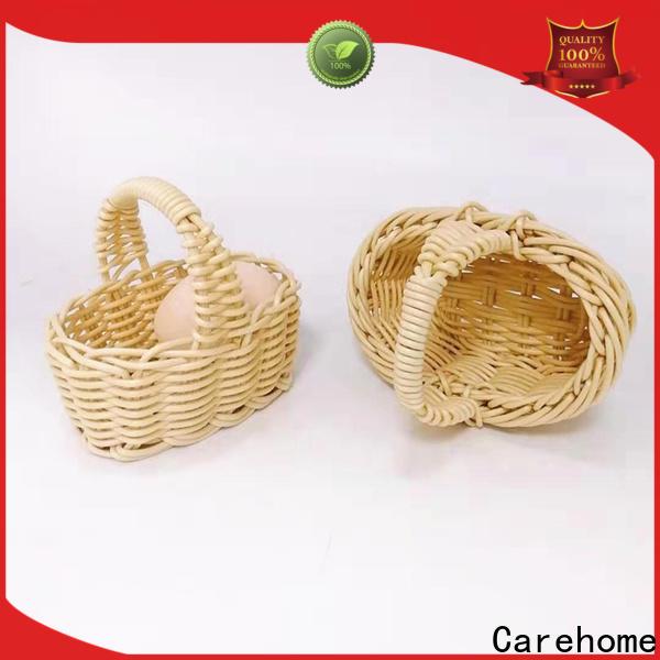 microwave safety wooden bread basket pp supplier for shop