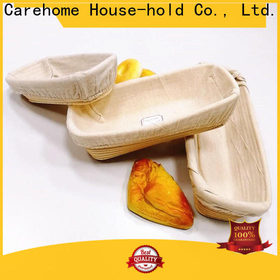 Carehome convinence bamboo bread basket supplier for sale