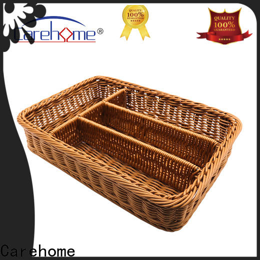 Carehome foldable restaurant basket with high quality for family
