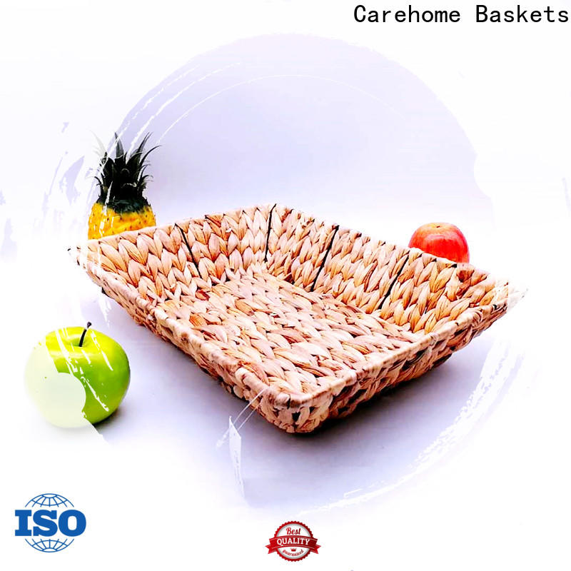 Carehome fragrance grass basket wholesale for family