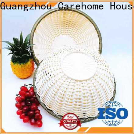 Carehome non-toxic restaurant basket with certificates for shop