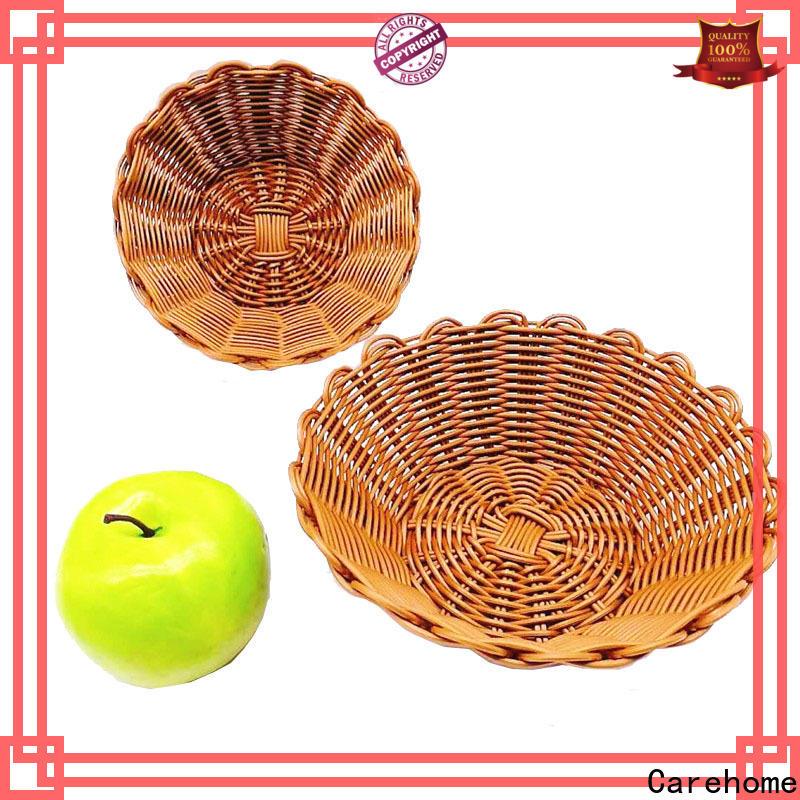 Carehome graceful storage baskets wholesale for supermarket
