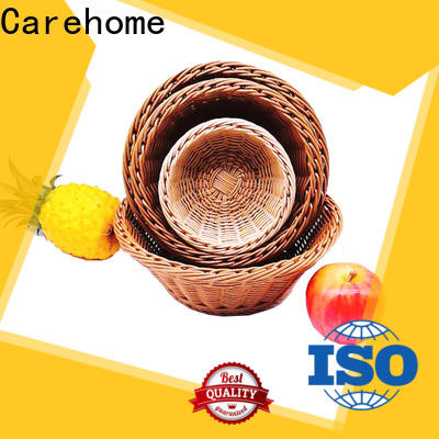 Carehome durable restaurant basket with certificates for family