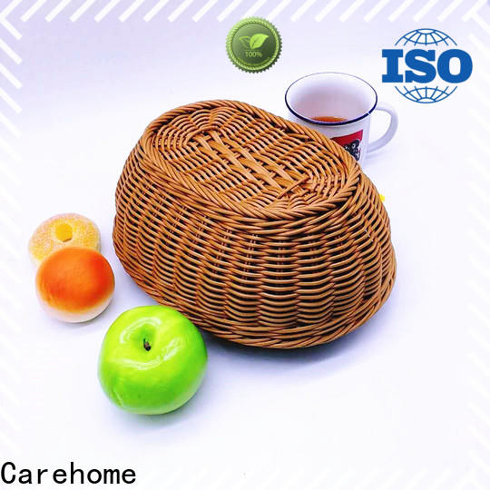 foldable wicker baskets kitchen handmade with certificates for sale