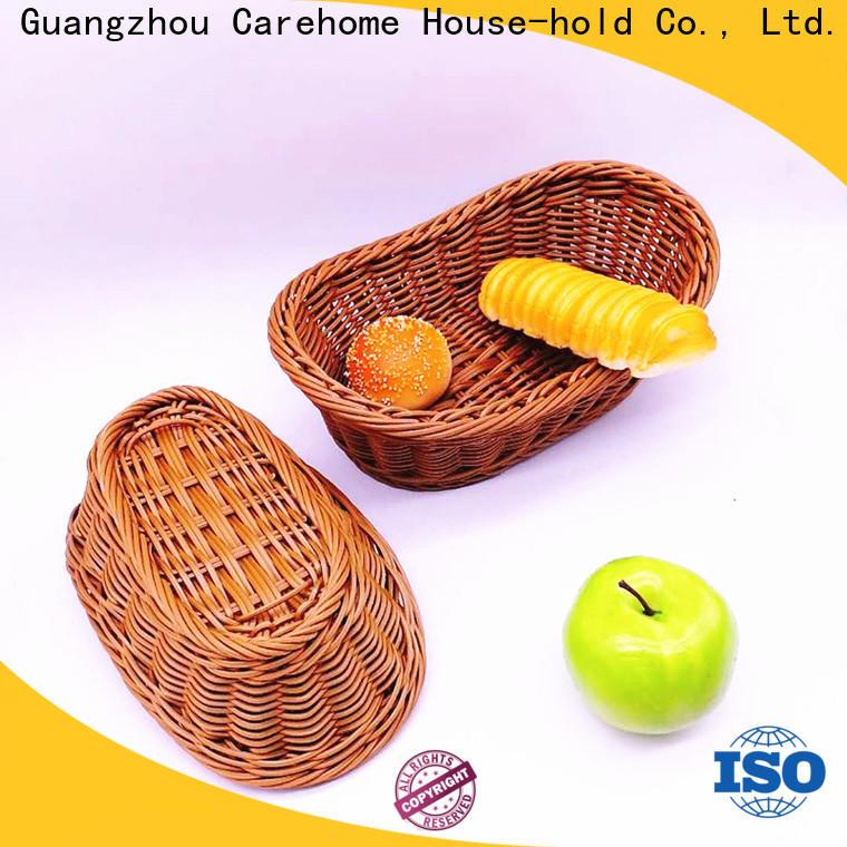 Carehome restaurant storage baskets manufacturer for supermarket