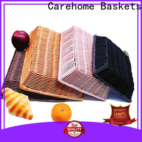 handicraft bread basket bamboo supplier for sale