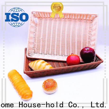 plastic wooden bread basket tl1034 supplier for sale