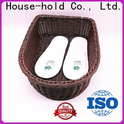 customized laundry basket durable with high quality for shop