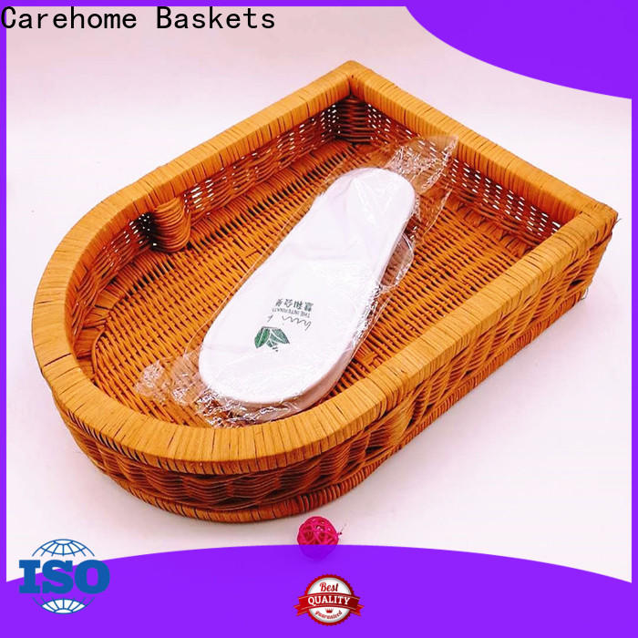 Carehome carehome handle basket with high quality for family