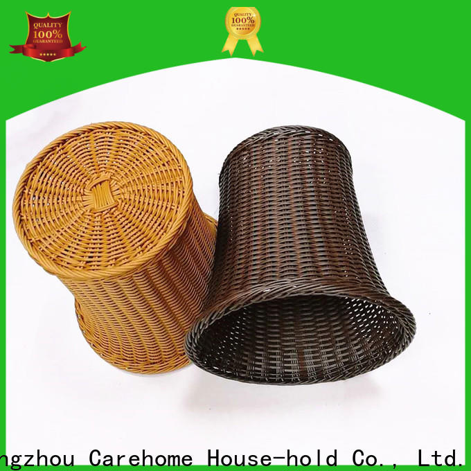 Carehome durable hotel basket with high quality for supermarket