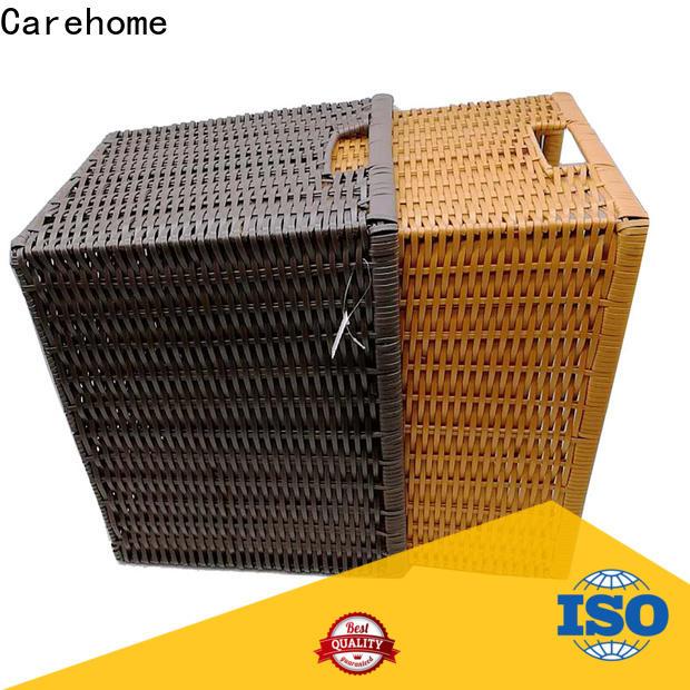 Carehome mothproof towel basket manufacturer for shop