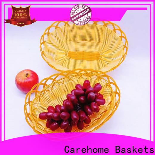 bamboo restaurant basket gift manufacturer for market
