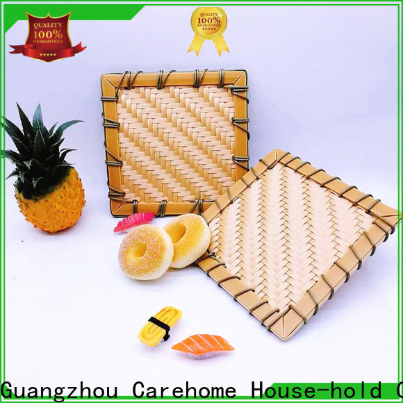 Carehome custom vintage bamboo basket ecofriendly for sale