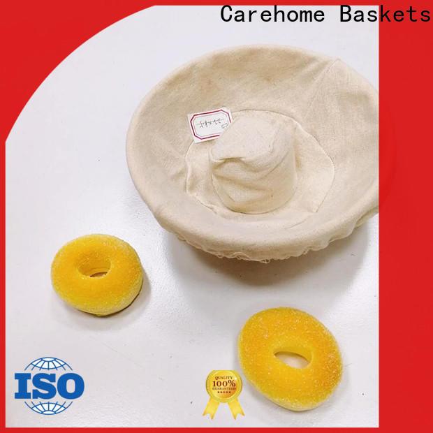 handicraft rattan bread basket test supplier for shop