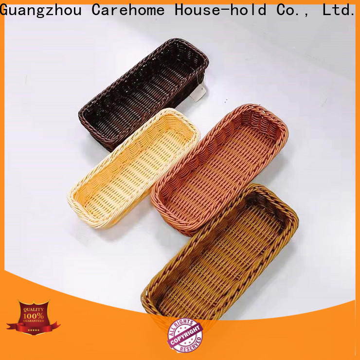 Carehome gift wicker baskets kitchen supplier for family