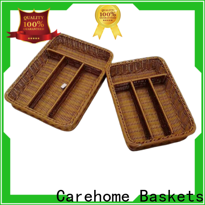 Carehome customized restaurant basket wholesale for shop
