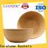 Carehome banneton bakers basket manufacturer for market