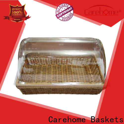 Carehome handicraft bakers basket with high quality for shop