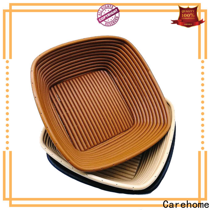 Carehome size wicker storage baskets for shelves manufacturer for family